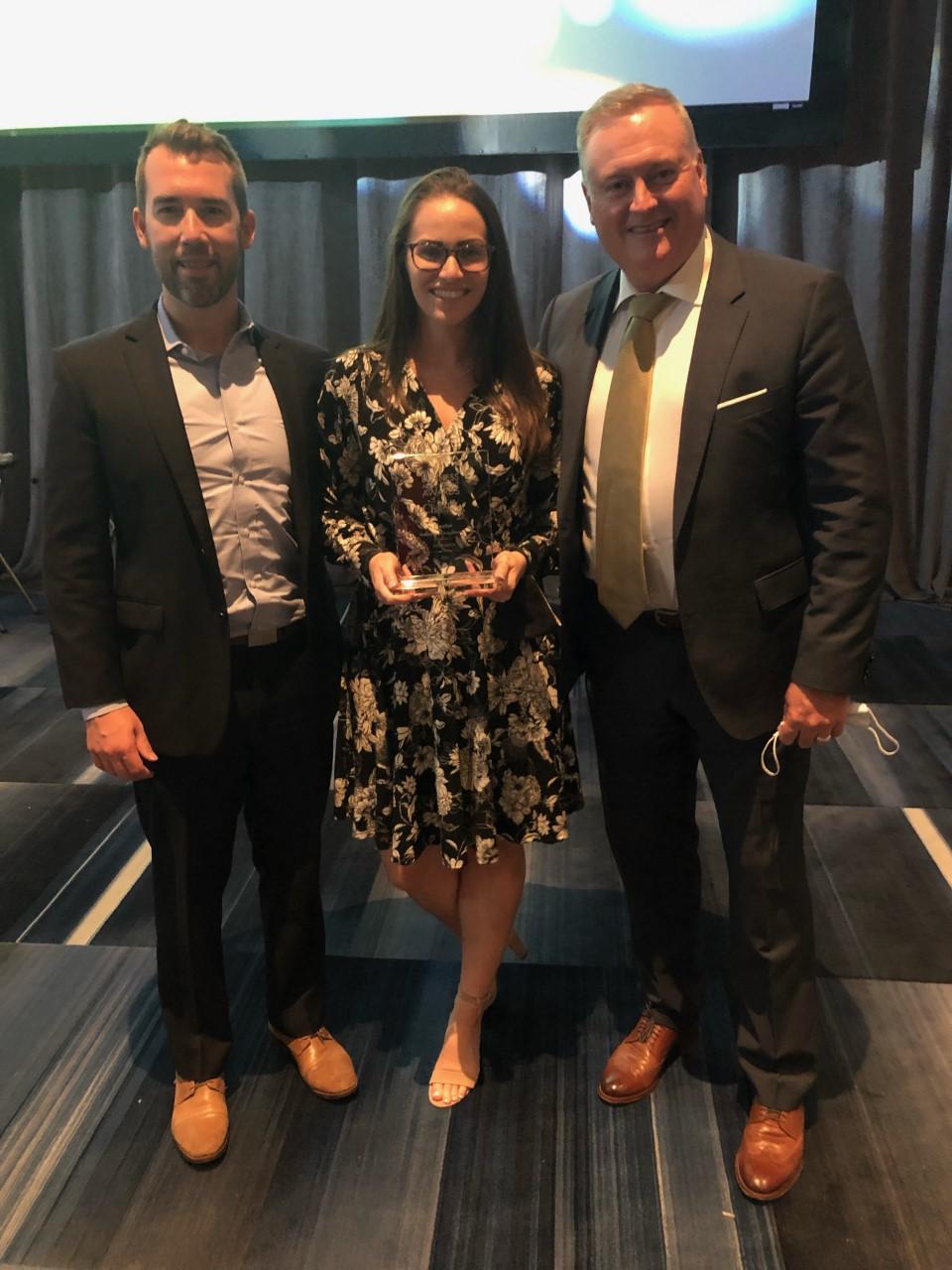 Finalist for Environmental Leadership Award